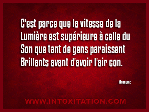 Bevorzugt Drôle Citation - Proverbes humour - page 6 NK59