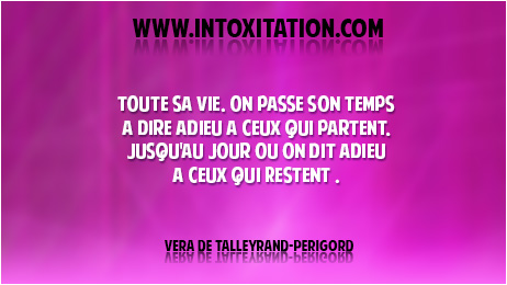 Citations De Vera De Talleyrand Perigord Page 1