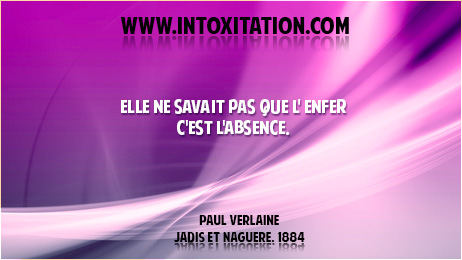 Citations De Paul Verlaine Page 1