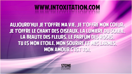 Citation Aujourdhui Je Toffre Ma Vie Je Toffr